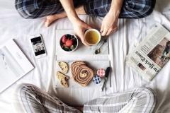 Desayunos post boda pareja