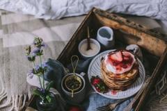 Desayunos post boda para dos