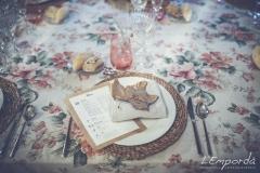 Ideas para decorar una boda en otoño mesa seating
