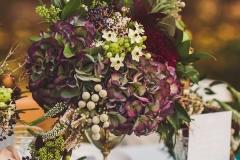 Ideas para decorar una boda en otoño flores