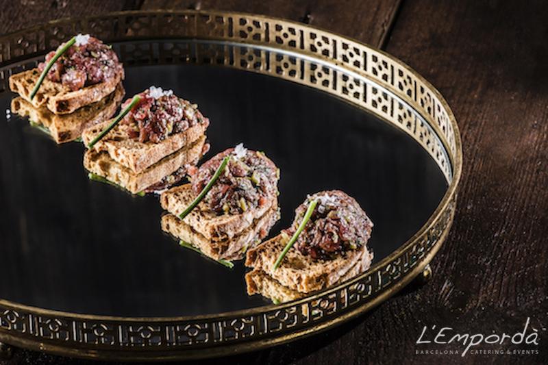 Steak Tartar l'Empordà