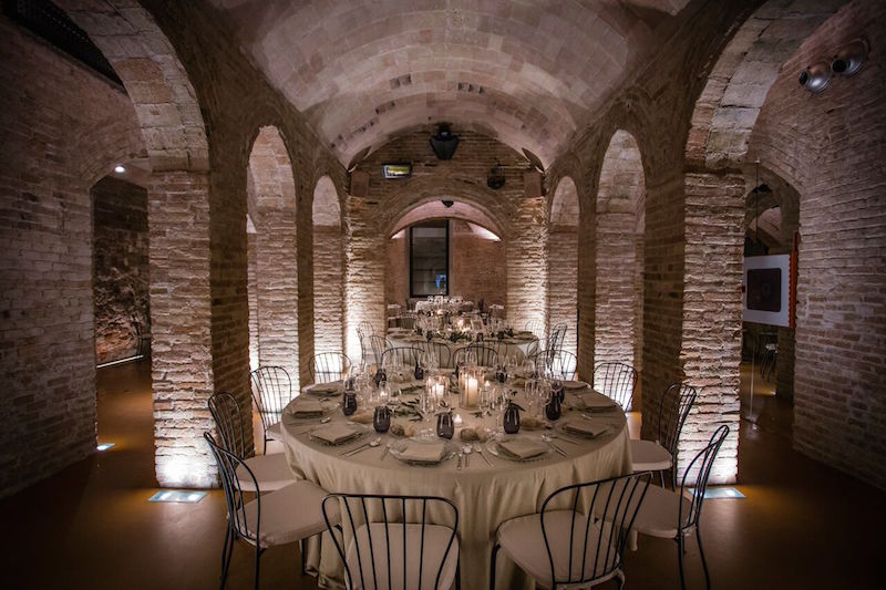 Cena de gala en El Palauet