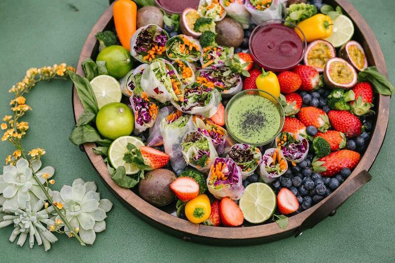 Catering vegano