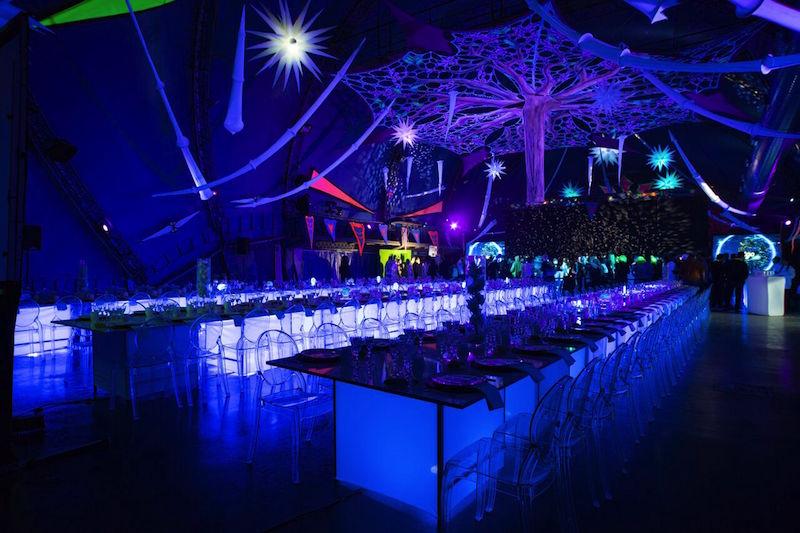 Neon Party con Marca Condal