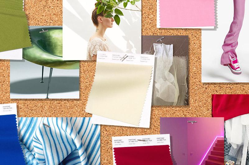 Post sobre los colores Pantone Primavera Verano 2019