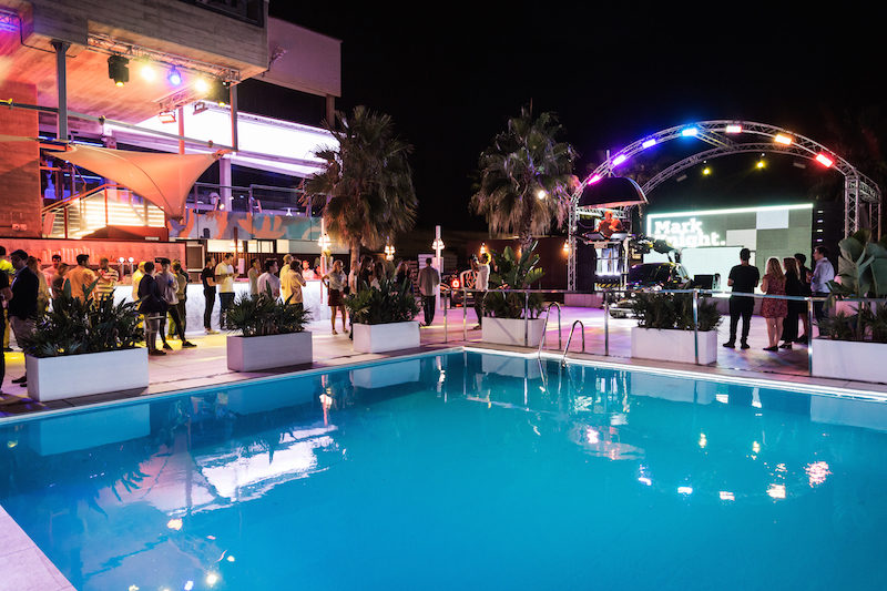 Smart & JBL en CDM Beach Club