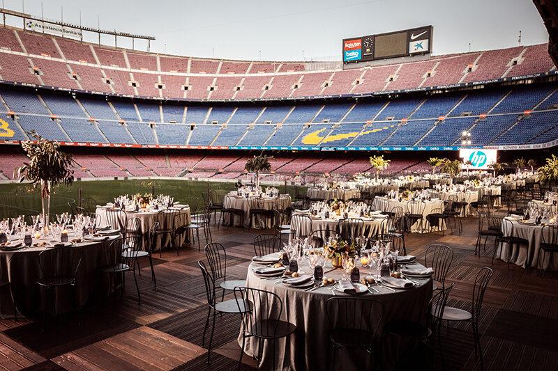 Cena de Gala Camp Nou