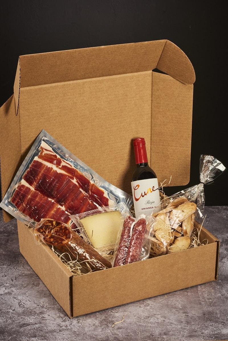 Foodie box 9